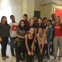 Ms. P's Advisory- fall freshmen year