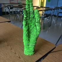 Green Alien Hand!
