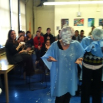 The 2010 math department celebrates halloween - Axes, Box and Whisker Plot, A google and Imaginary