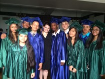 Ms. P's Advisory - Graduation 2014