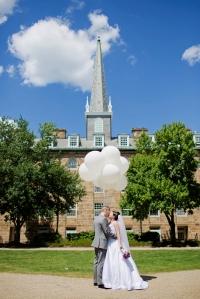 Wedding at Keyon College