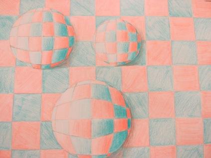 3D Optical Illusion by Hannah Mcgrath
